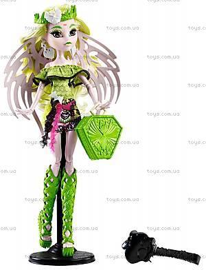 Кукла Monster High «Монстры по обмену», DJR52, фото