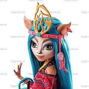 Кукла Monster High «Монстры по обмену», DJR52, отзывы