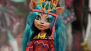 Кукла Monster High «Монстры по обмену», DJR52, детские игрушки