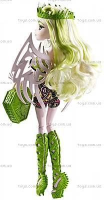 Кукла Monster High «Монстры по обмену», DJR52, магазин игрушек