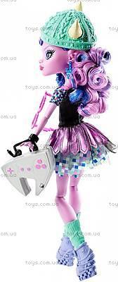 Кукла Monster High «Монстры по обмену», DJR52, toys.com.ua