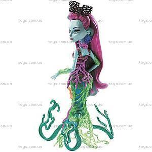 Кукла Монстер Хай «Подводный монстр» из м/ф «Большой Скарьерный Риф», DHB50, фото