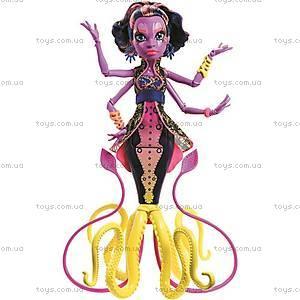 Кукла Монстер Хай «Подводный монстр» из м/ф «Большой Скарьерный Риф», DHB50, отзывы