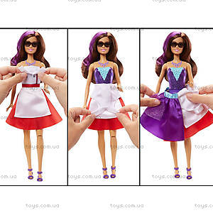 Кукла «Подружка-шпионка» из м/ф «Barbie: Шпионская История», DHF06, магазин игрушек