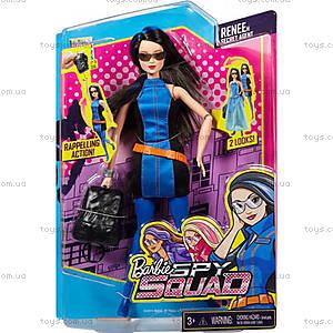 Кукла «Подружка-шпионка» из м/ф «Barbie: Шпионская История», DHF06, фото