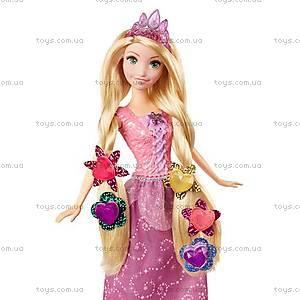 Кукла-принцесса Рапунцель «Сказочные украшения», CJH26, фото