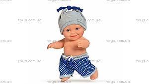 Кукла-пупс «Грег в голубом», 01208