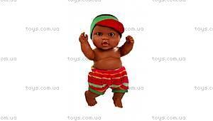 Кукла-пупс «Мальчик мулат», 21101