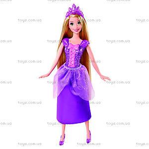 Кукла Рапунцель «Сияющая принцесса», BBM05, купить