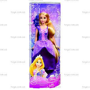 Кукла Рапунцель «Сияющая принцесса», BBM05