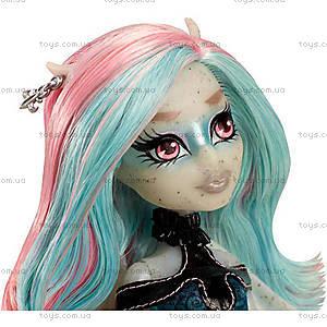 Кукла Рошель Гойл Monster High из м/ф «Привидения», CDC27, фото
