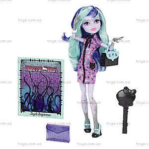 Кукла Monster High серии «Новый страх-семестр», CDF49, купить