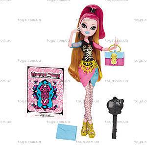 Кукла Monster High серии «Новый страх-семестр», CDF49, фото