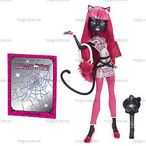 Кукла Monster High серии «Новый страх-семестр», CDF49