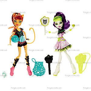 Кукла Monster High серии «Монстры спорта», BJR11