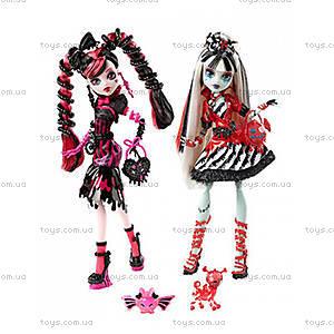 Кукла Monster High серии «Сладкие крики», BHN00