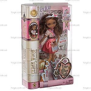 Кукла Ever After High серии «Сладкие десерты», CHW44, отзывы
