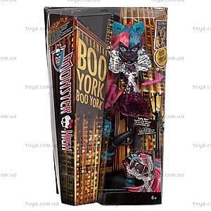 Кукла серии «Городские интриги» из м/ф «Буу-Йорк, Буу-Йорк!», CJF30, отзывы