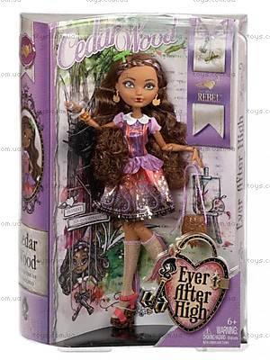 Кукла серии «Сказочные бунтари» Ever After High, обновленная, BBD41, фото
