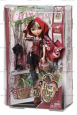 Кукла серии «Сказочные бунтари» Ever After High, обновленная, BBD41, отзывы