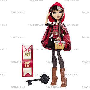 Кукла Ever After High серии «Сказочные бунтари», CBR34, фото