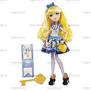 Кукла серии «Сказочные королевичи» Ever After High, обновленная, BBD51, детские игрушки