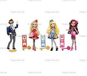 Детская кукла Ever After High серии «Сказочные королевичи», CBR49