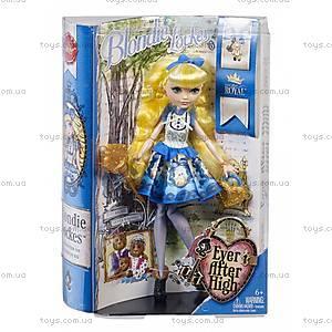 Детская кукла Ever After High серии «Сказочные королевичи», CBR49, игрушки
