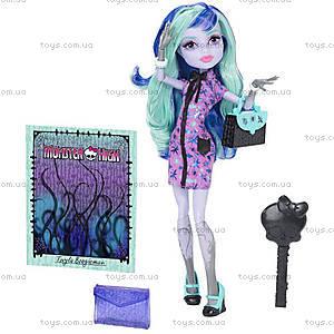 Кукла Monster High серии «Новый страхоместр», CDF50, купить