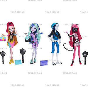 Кукла Monster High серии «Новый страхоместр», CDF50, отзывы