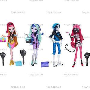 Кукла Monster High серии «Новый страхоместр», CDF50, отзывы