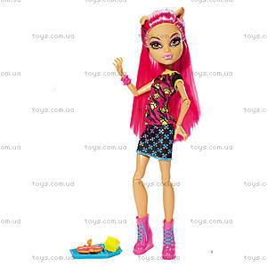 Кукла Monster High серии «Обед в Страшнотерии», BJM17, фото