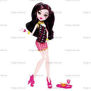 Кукла Monster High серии «Обед в Страшнотерии», BJM17, отзывы