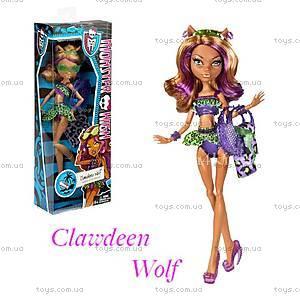 Кукла Monster High серии «Пляжная вечеринка», CBX53, фото