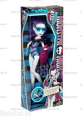 Кукла Monster High серии «Пляжная вечеринка», CBX53, цена