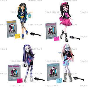 Кукла Monster High серии «День фотографии», X4636