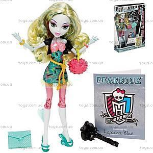 Кукла Monster High серии «День фотографии», X4636, отзывы