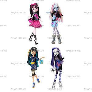 Кукла Monster High серии «День фотографии», X4636, цена