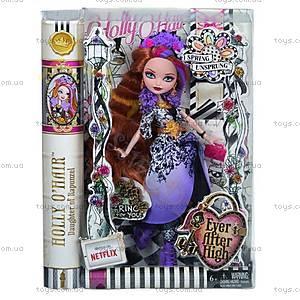 Кукла Ever After High «Весенняя ярмарка» из м/ф «Весна чудес», CDM49, цена