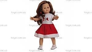 Мягконабивная кукла с каркасом «Вики», 06200