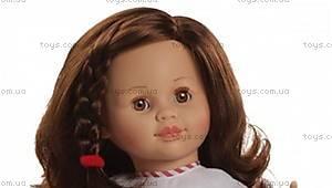 Мягконабивная кукла с каркасом «Вики», 06200, купить