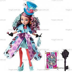 Кукла Ever After High из м/ф «Приключения в Стране Чудес», CJF39, фото