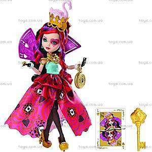 Кукла Ever After High из м/ф «Приключения в Стране Чудес», CJF39, цена