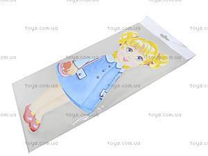 Книжка-игрушка «Кукла Анастасия», 12 страниц, Талант, отзывы