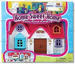 Игровой набор «Кукольный дом», K20151