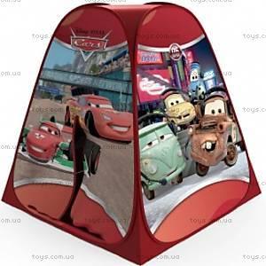 Лицензионная игровая палатка «Тачки», 6707