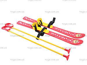 Детские лыжи с палками, 3350, отзывы