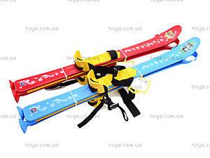 Детские лыжи с палками, 3350, цена