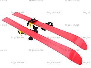 Детские лыжи с палками, 3350, игрушки
