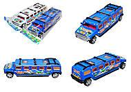 Игрушечный лимузин Hummer, 369997